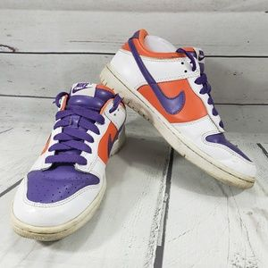 Nike Shoes Size 8 iD Dunk Low 2008 Purple Orange
